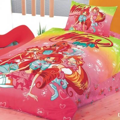 Детское постельное белье Stile Tex D-14 (размер 1,5-спальный)