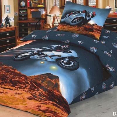 Детское постельное белье Stile Tex D-15 (размер 1,5-спальный)
