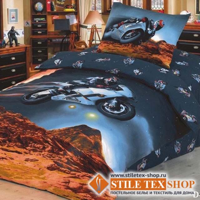Детское постельное белье Stile Tex D-15 (1,5-спальный размер)