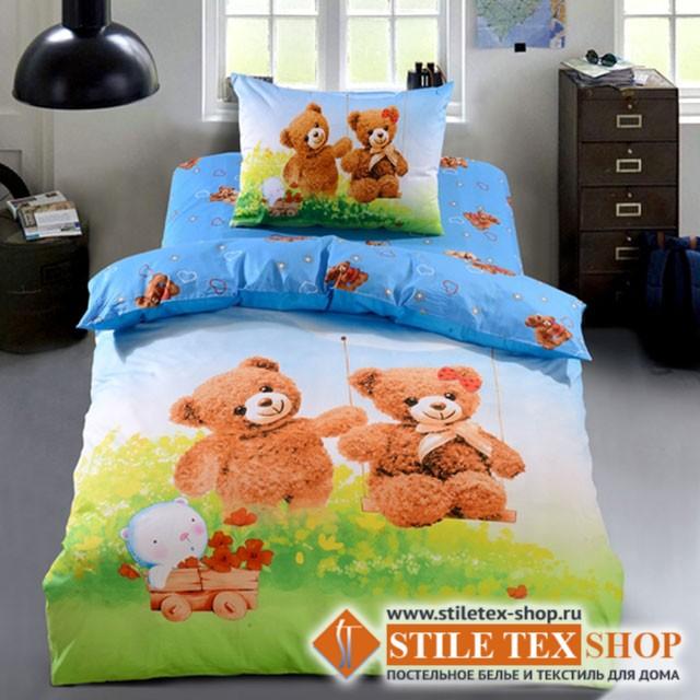 Детское постельное белье Stile Tex D-38 (1,5-спальный размер)