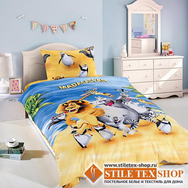 Детское постельное белье Stile Tex D-57 (1,5-спальный размер)