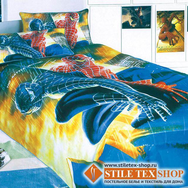 Детское постельное белье Stile Tex D-7 (1,5-спальный размер)