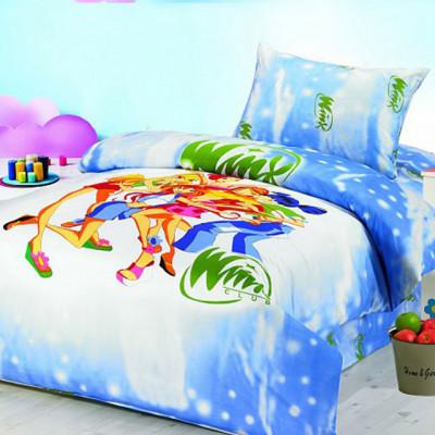 Детское постельное белье Stile Tex D-9 (размер 1,5-спальный)