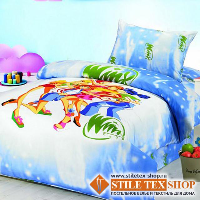 Детское постельное белье Stile Tex D-9 (1,5-спальный размер)
