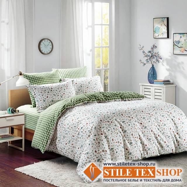 Постельное белье Stile Tex H-148 (семейный размер)