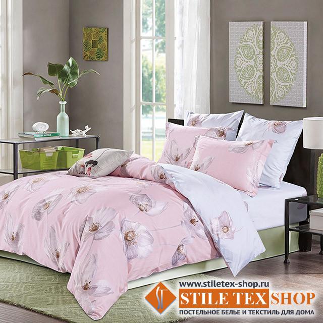 Постельное белье Stile Tex H-169 (семейный размер)