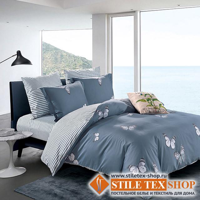 Постельное белье Stile Tex H-185 (размер евро плюс)