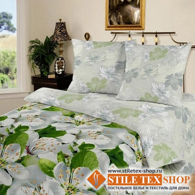 Постельное белье Stile Tex Цветущий май (1,5-спальный размер)