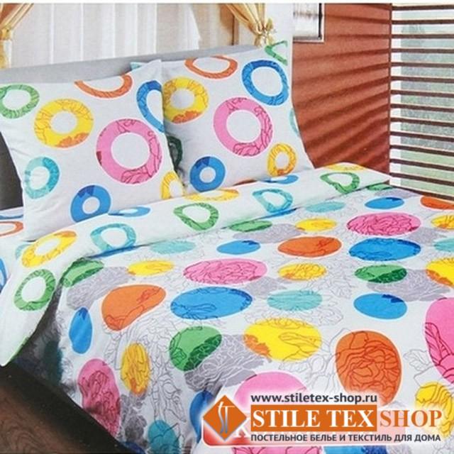 Постельное белье Stile Tex Конфетти (размер евро)