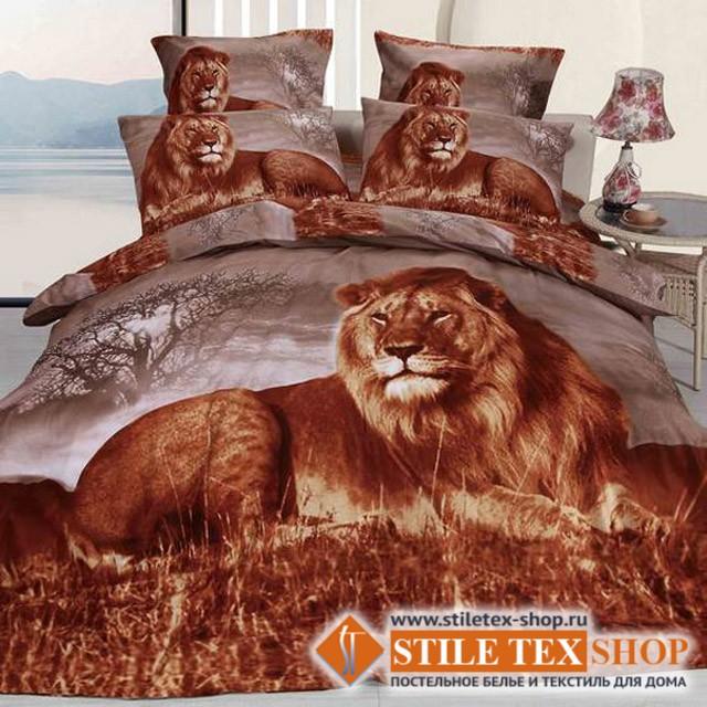 Постельное белье Stile Tex 3D Леон (2-спальный размер)