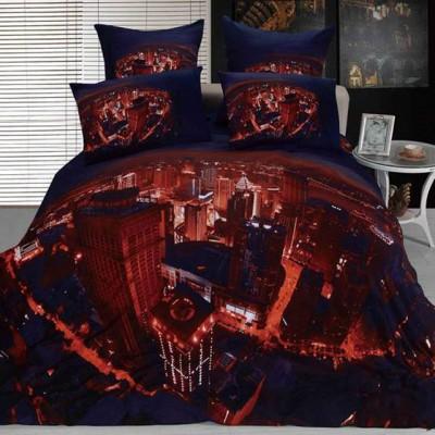 Постельное белье Stile Tex 3D Ночь (размер 2-спальный)