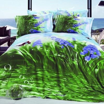 Постельное белье Stile Tex 3D Свежесть росы (размер 2-спальный)