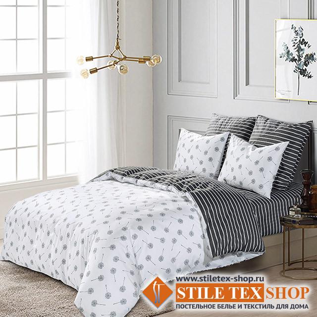 Постельное белье Stile Tex C-61 (1,5-спальный размер)
