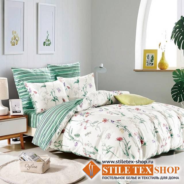Постельное белье Stile Tex C-77 (1,5-спальный размер)