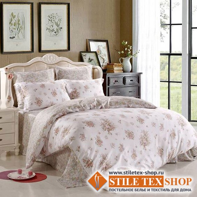 Постельное белье Stile Tex T-45 (1,5-спальный размер)